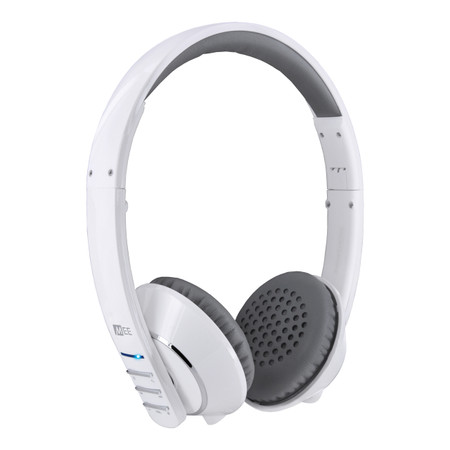 Runaway 4.0 AF32 Stereo Bluetooth Wireless Headphones with hidden microphone (White)