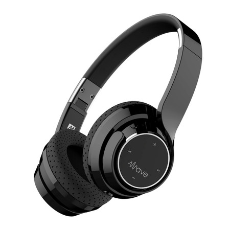 Wave AF36 Bluetooth Wireless On-Ear Headphones with Headset Functionality