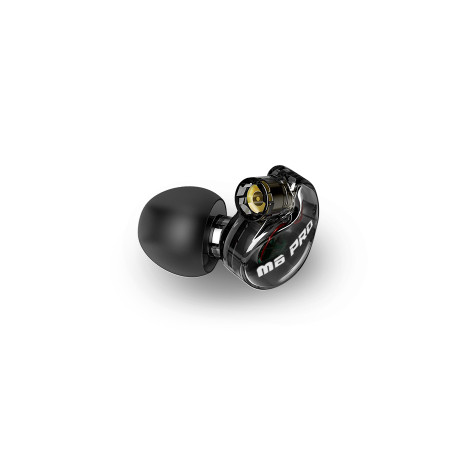 Replacement Earpiece for the M6 PRO In-Ear Monitors (Left) (Smoke)