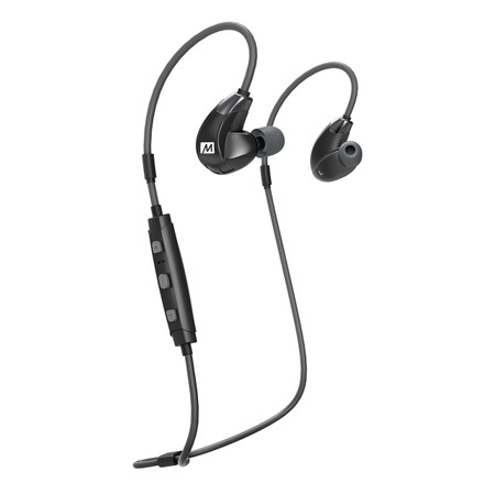 X7 Plus Stereo Bluetooth Wireless Sports In-Ear HD Headphones with Memory Wire
