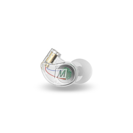Replacement Earpiece for the M6 PRO 2nd Generation In-Ear Monitors (Right) (Clear)