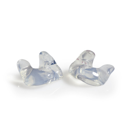 Custom-fit silicone eartips for MEE audio PRO In-Ear Monitors