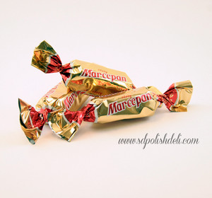 Marzepan in Chocolate Candy