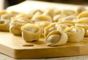 Uszka Dumplings stuffed with Mushroom