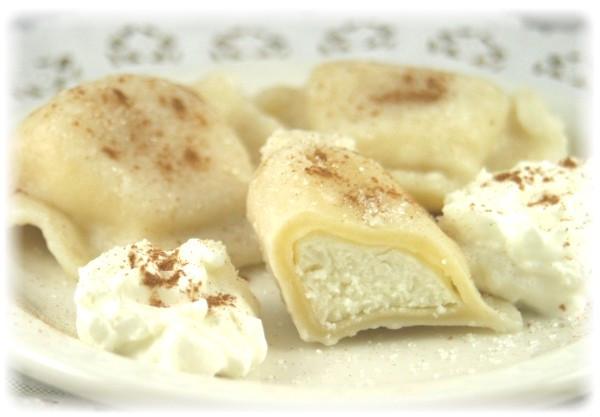 Pierogi Sweet Farmer Cheese