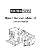 CSM Stenner Basic Service Manual