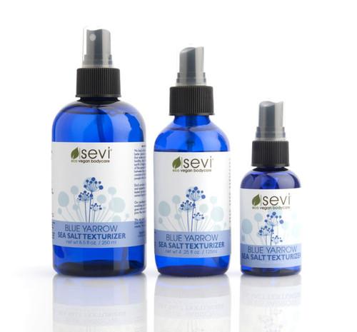 Blue Yarrow Hair Texture Spray