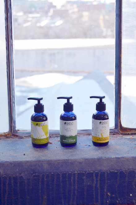Persea Wholebody Oil : Essential Oil Free