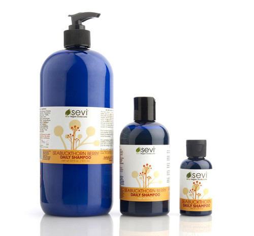 Seabuckthorn Berry Daily Shampoo