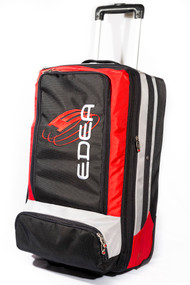 EDEA Skate SUPER Rolling Trolley - 2 Pair Bag (Black