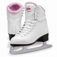 Figure Skates Softskate GS184 Tots - Size 12J Pink Damaged Skate (refurbished)