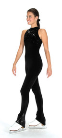 290 High Neck Ice Skating Catsuit
