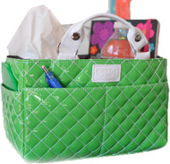 Kiss and Cry -Figure Skating Tote - Bubbly Green