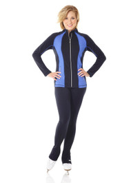 Mondor 500 PowerMAX Ladies Figure Skating Jacket - Navy White