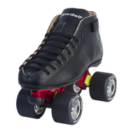 Riedell Quad Roller Skates - 595 Monster (Black)