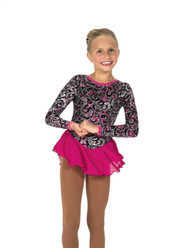 Jerry's Ice Skating  Dress 13 - Take a Twirl  (Black)