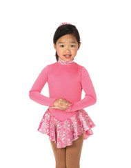 Jerry's Ice Skating  Dress 17 - Fleece Felicity (Candy Pink)