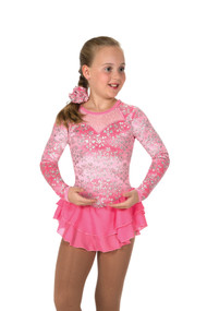 Jerry's Ice Skating  Dress 19 - Triple Bow (Candy Pink)
