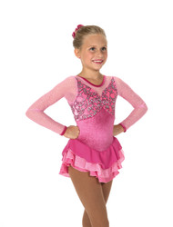 Jerry's Ice Skating  Dress 38 -  Pretty in Pink