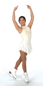 Jerry's Ice Skating  Dress 74 - Creme de la Creme
