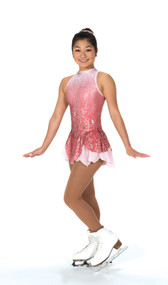Jerry's Ice Skating  Dress 78 - Kissed by Mist  (Pink)