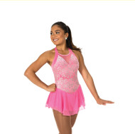 Jerry's Ice Skating  Dress 94 - Coventry  (Clear Pink)