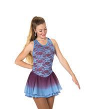 Jerry's Ice Skating  Dress 115 - Spring Wine
