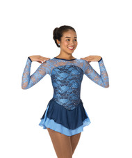 Jerry's Ice Skating  Dress 117 - Lake of Lace