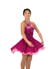 Jerry's Ice Skating  Dress 125 - Rhythm of Roses