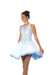 Jerry's Ice Skating  Dress 128 - Twirl of Pearl Dance