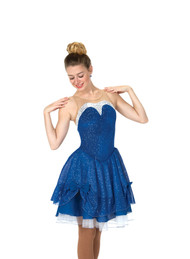 Jerry's Ice Skating  Dress 129 - Fairy Tale Dance