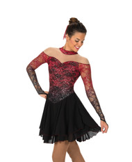 Jerry's Ice Skating  Dress 132 - Torch & Tango