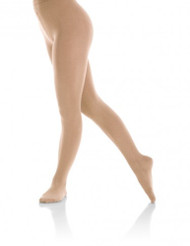 Mondor 3371 Footed Natural Figure Skating Tights
