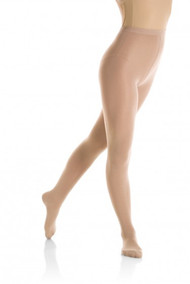 Mondor 3380 Footed Durable Figure Skating Tights