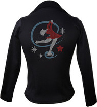 Kami-So Polartec Ice Skating Jacket - Layback Delux