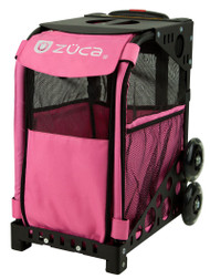 Zuca Pet Carrier - Hot-Pink