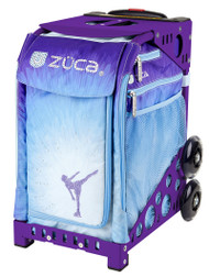Zuca Sport Bag - Ice Dreamz with Purple Frame