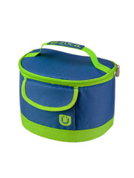 ZUCA LUNCHBOX - BLUE/GREEN