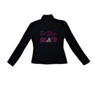 ChloeNoel Outfits - Pants P22 and J42 X Solid Polar Fleece Fitted Jacket - Eat Sleep Skate (Clearance)