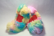 Crazy Fur Soakers CF15S - Rainbow Sherbert
