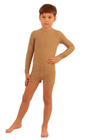IceDress - Thermal Body for Boys - Colorado  (Nude)