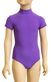 IceDress - Thermal Body with short sleeve (Purple)