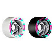 Rollerbones Turbo Rogue Runner Signature Rollerskate Wheel (62mm, Set of 8)