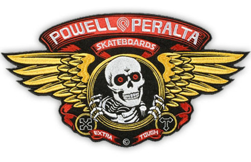 POWELL WINGED RIPPER LARGE PATCH
