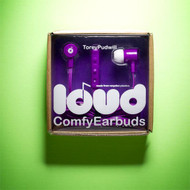 LOUD TOREY PUDWILL FAT&FLAT EARBUDS