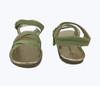 Lime Rhinestone Sandals