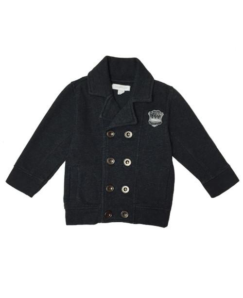 Charcoal Gray Light Jacket