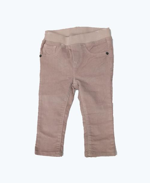 SOLD - Pastel Pink Corduroy Pants