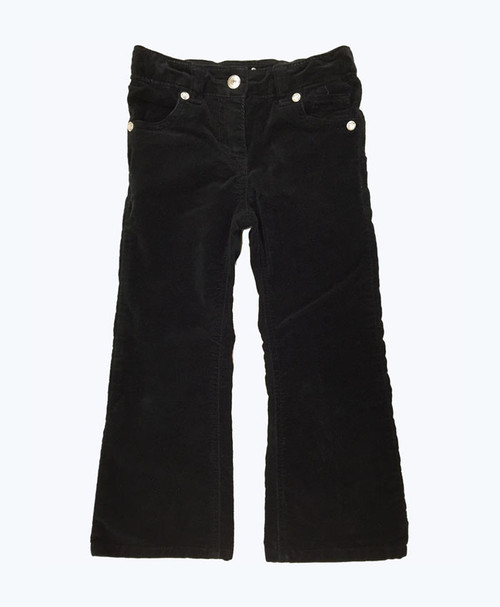 Black Velour Pants