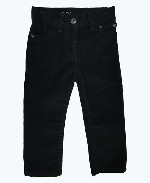 Black Corduroy Pant